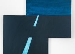 Mary Heilmann | Blue Black curated by Glenn Ligon