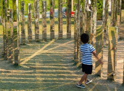 Jeppe Hein | Views of a landscape: art at the IGA