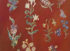 Karen Kilimnik | Print: The floral kingdom of the Renaissance