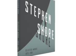 Stephen Shore | Book signing