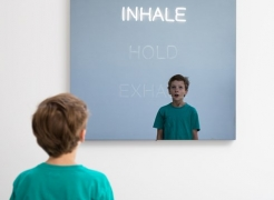 Jeppe Hein | To Sense The World Inside Yourself
