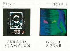 Jerald Frampton, Geoff Spear
