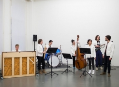 Dominique Gonzalez-Foerster |  Kunsthalle for Music