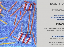 David + Goliath: A New Exhibition