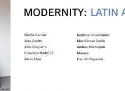 Modernity: Latin America