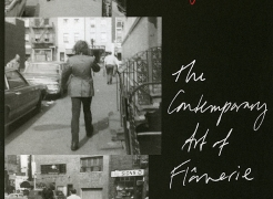 PERSON OF THE CROWD: THE CONTEMPORARY ART OF FLÂNERIE