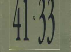 Petit Format: 41 x 33
