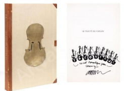 Arman: Le Traité du Violon