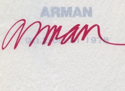 Accumulation Arman