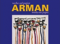 Arman: Works on paper