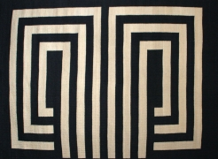 Henequén Black Tapestry / Trine Ellitsgaard