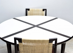 Dining Table Set / Frank Kyle