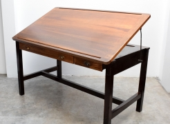 Oak Drafting Table / The Eugene Dietzgen Company