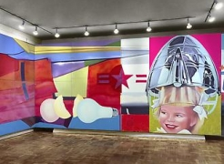 "James Rosenquist ""F-111"" (at Leo Castelli)"