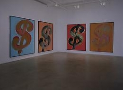ANDY WARHOL Dollar Signs