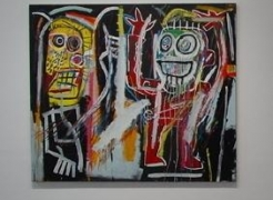 "BASQUIAT ""HEADS"""