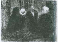 Jasper Johns / George Seurat