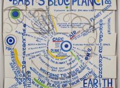 Kazumi Yoshida: Blue Planet