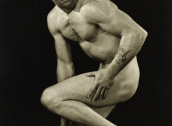 POSED: PHYSIQUE PHOTOGRAPHY FROM THE 1940'S, 50'S AND '60'S