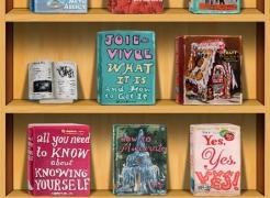 """Jean Lowe: """"Bottom Shelf Self"""" at Actual Size LA"""