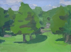 John Dubrow: Small Landscapes