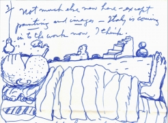 Art and Letters: Varujan Boghosian And Philip Guston