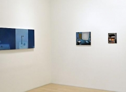 Nearby: Debra Bermingham, Michael Cline, Siobhan McBride, and Dushko Petrovich