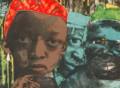 Romare Bearden: Pictures of America