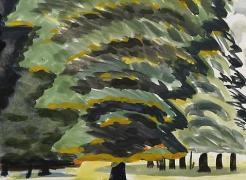 Charles Burchfield: Landscapes 1916-1962