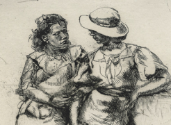 Isabel Bishop (1902 – 1988): A Selection of Paintings, Drawings, and Prints