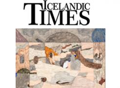 Gudmundur Thoroddsen in The Icelandic Times