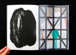 Marjolijn de Wit artist book
