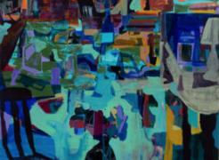 Allison Gildersleeve painting