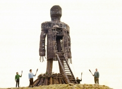 Entertainment Weekly - The Wicker Man