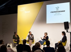 Suzanne Demisch participates in Design Talks at Design Miami/Basel 2012