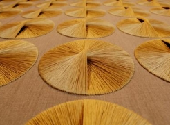 NY Times Features Sheila Hicks at The Ford Foundation