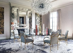 Maria Pergay Commission in Elle Decor