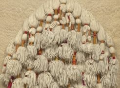 "Sheila Hicks ""Making Space"" Exhibition"