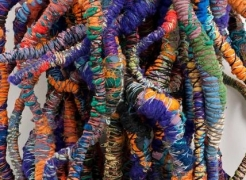 Sheila Hicks at Hayward Gallery, London
