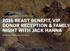 2016 Beast Benefit
