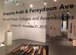 Fereydoun Ave & Shaqayeq Arabi