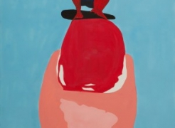 Hero, Solo Painting Exhibition
