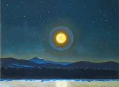 DREAMS AND DRAMAS: MOONLIGHT AND TWILIGHT IN AMERICAN ART