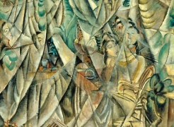 INHERITING CUBISM: THE IMPACT OF CUBISM ON AMERICAN ART, 1900-1936