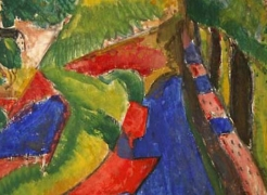 ALFRED H. MAURER: FAUVE IN FOCUS