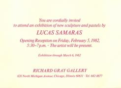 Lucas Samaras