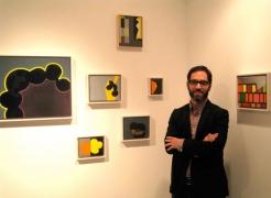 "Jill Krementz covers E.L. Brown's ""Monday Paintings"""
