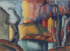 Oscar Bluemner: Visions of the Modern Landscape