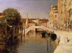 Visiting Enchantment: American Artists in Italy