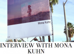 Mona Kuhn interviewed for Musée Magazine